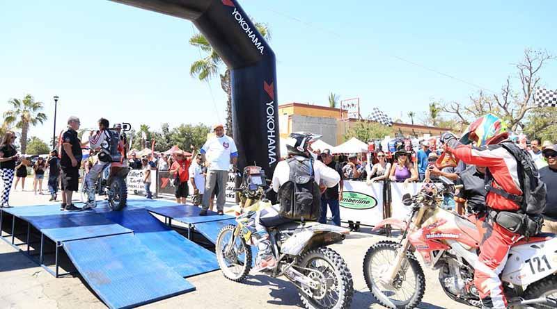Recibe los Cabos a competidores de la NORRA 2018