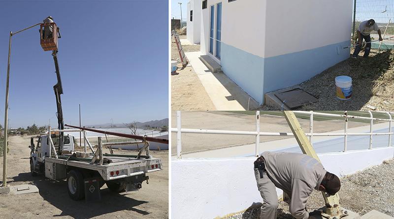 Rehabilita Servicios Públicos, Velódromo de Santa Rosa