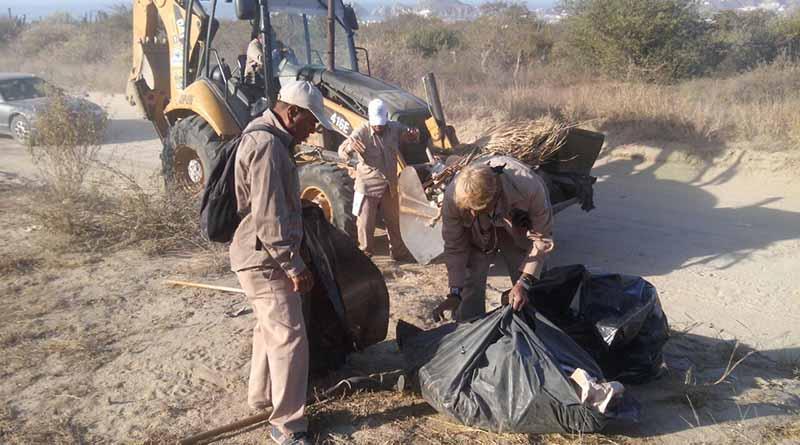 Realiza Servicios Públicos jornada de limpieza en El Tezal