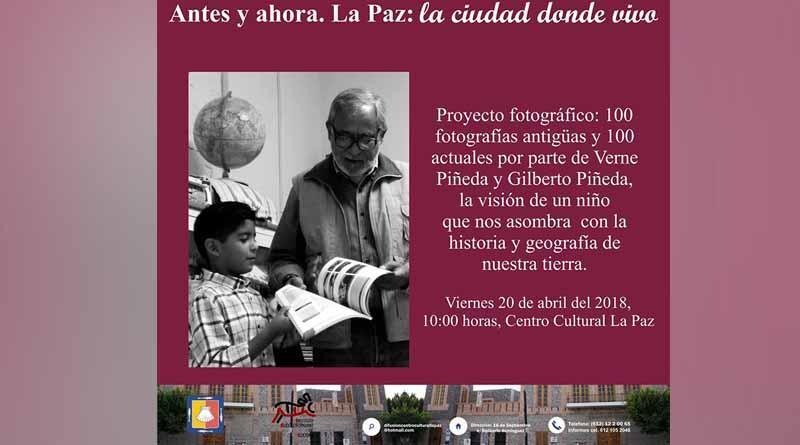 """Llevará a Cabo Instituto de Cultura La Exposición """"Antes y Ahora"""""""