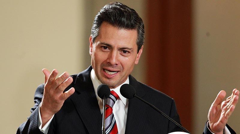 Proceso electoral se desarrolla con plena normalidad democrática Peña Nieto