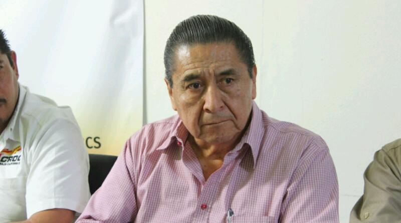 No hay ninguna ruptura de la CROC con el PRI, vamos delante de cara a los comicios del primero de julio: Esteban Vargas