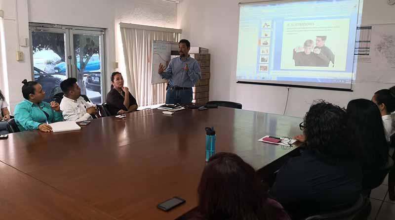 Se continúa con programa de capacitación para personal del SAPA de La Paz