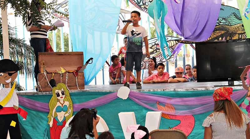 Festeja DIF Estatal el Día del Niño en centros asistenciales