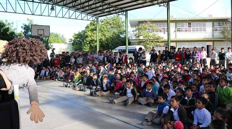 Con actividades culturales y recreativas celebrará SEP día del niño
