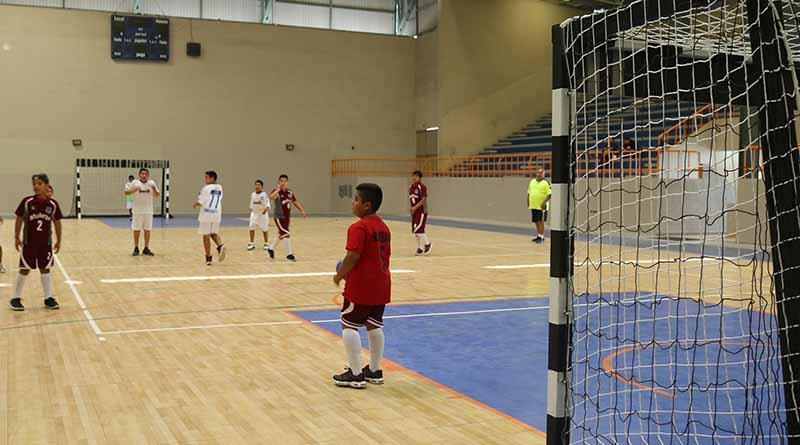 Fomentan valores juegos deportivos escolares: SEP