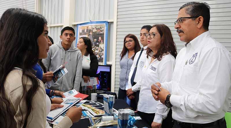 Mediante Feria Educativa se ofrece orientación vocacional en nivel superior: SEP