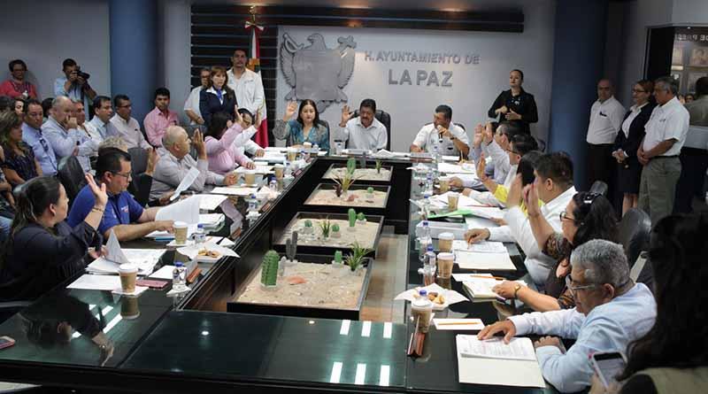 Aprueba Cabildo de La Paz actualización del Programa de Desarrollo Urbano de Centro de Población (PDUCP)