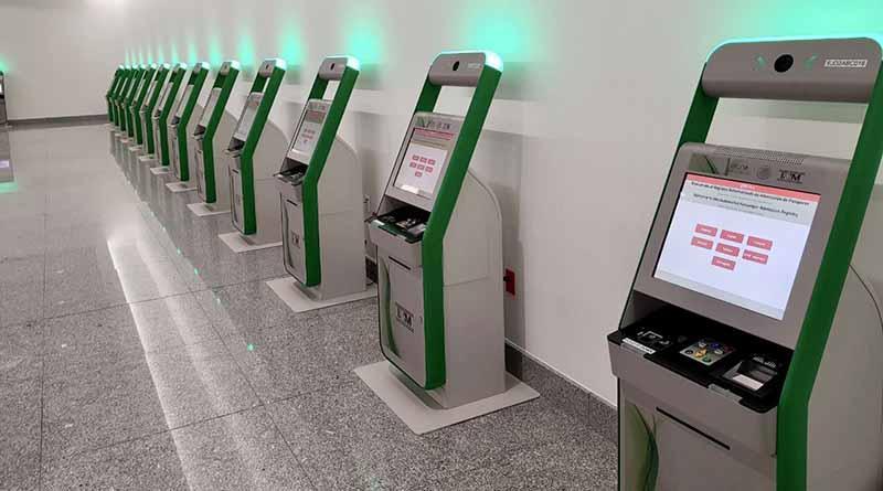 Cuenta Aeropuerto de Los Cabos con Kioskos de internación automatizada de pasajeros
