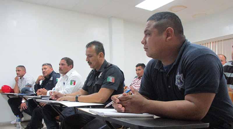 Inicia capacitación en llenado del informe policial homologado
