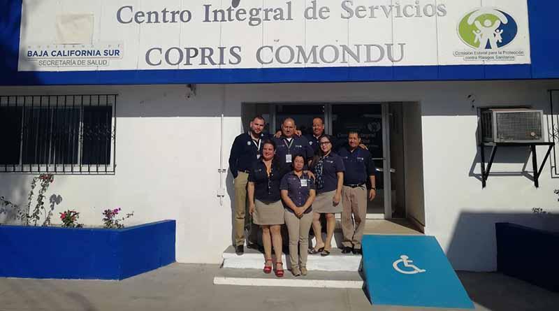 Califica Federación con excelencia a las oficinas de COEPRIS en Comondú y Loreto