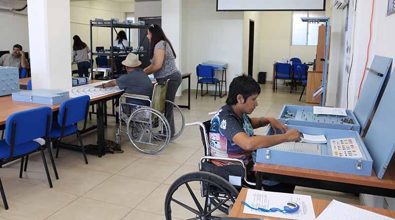Servicios del Centro de Evaluación de Habilidades para la vinculacion laboral son gratuitos