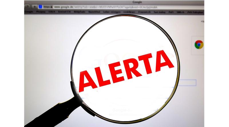 Alerta SSPE sobre páginas falsas en la web