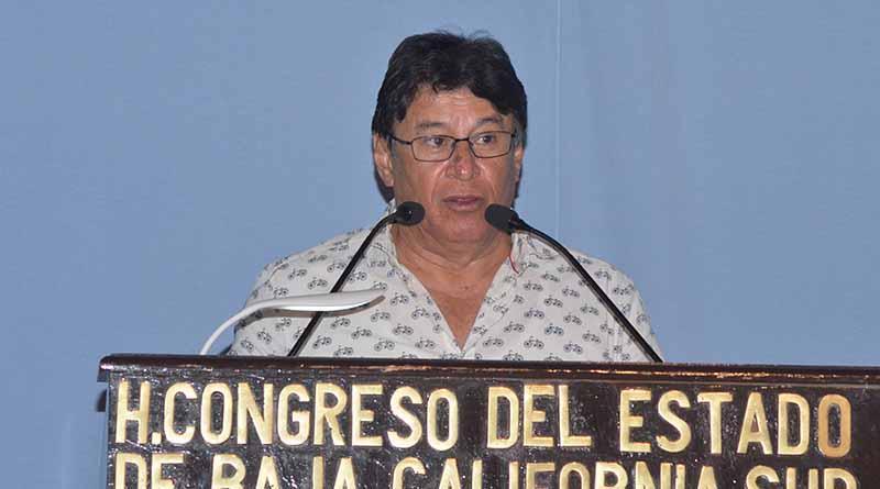 Presenta Dip. Amadeo Murillo iniciativa de reformas a la Constitución del Estado