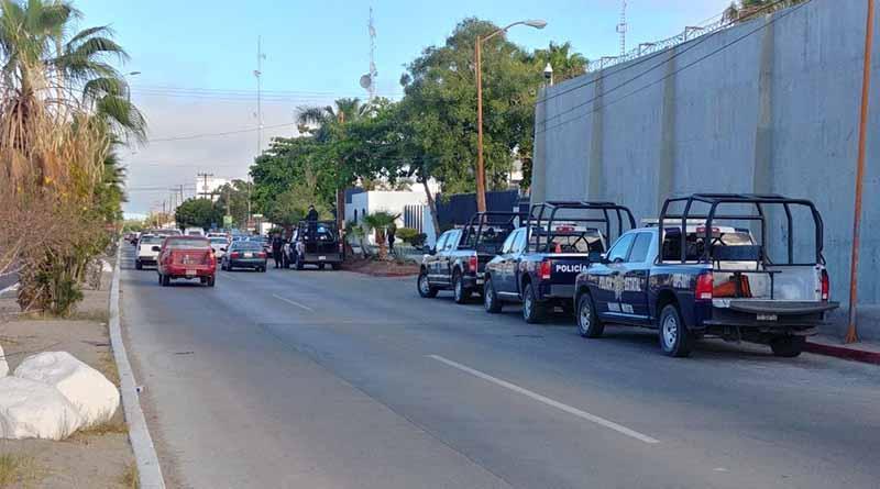 Vuelve a activarse alarma dentro del Cereso de La Paz