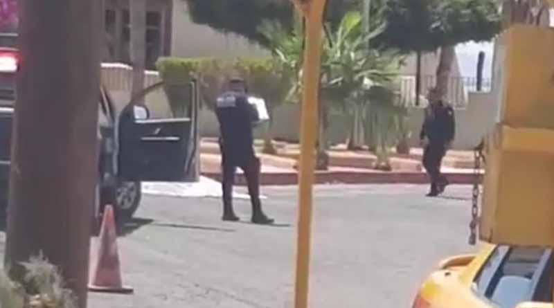 Matan a balazos a empleado de seguridad en La Paz