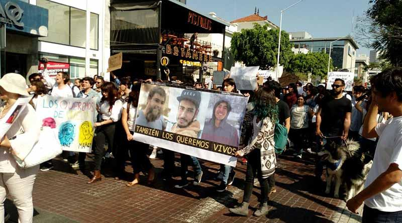 Confirma Fiscalía de Jalisco homicidio de estudiantes de cine