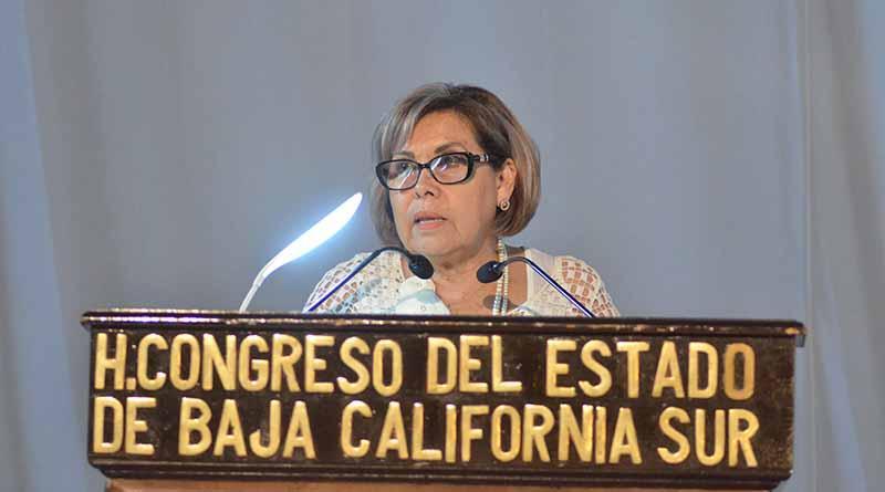 Diputada de Morena en el Congreso del Estado condena el asesinato de los tres estudiantes de cine