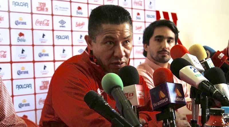 Técnico Ignacio Ambriz asegura que Necaxa mereció Copa MX