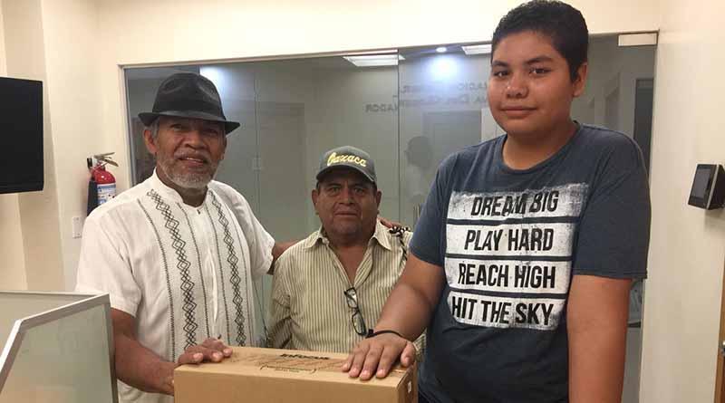 Inicia la capacitación de la Banda Infantil Indígena en BCS