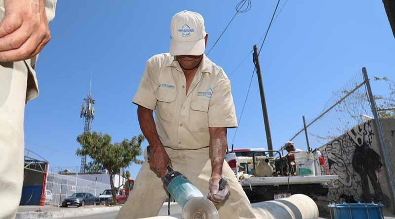 Suspenderá Oomsapas servicio en algunas zonas por reparación en acueducto II