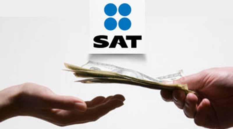 Autoriza SAT hasta el momento, devolución de 4 mil 716 millones de pesos