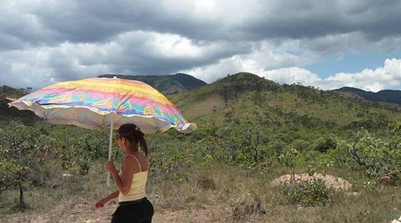Se mantienen lluvias y altas temperaturas en la mayor parte del país