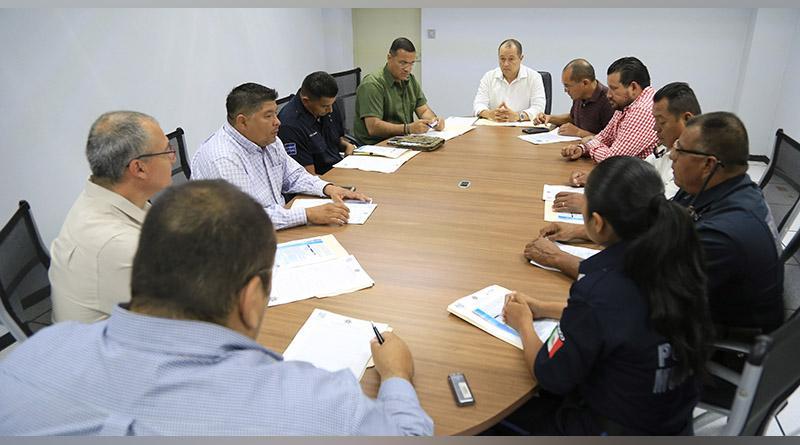 Instalan la comisión del servicio profesional de carrera policial de la DGSPPPYTM