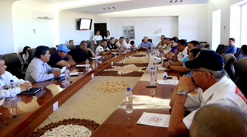 Listo Ayuntamiento de Los Cabos para temporada de Huracanes 2018