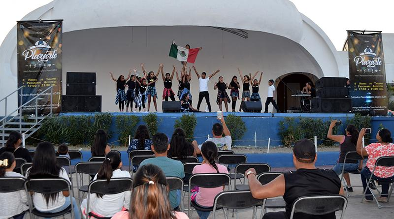 """""""Plazarte"""" fortalece lazos hacia la comunidad"""