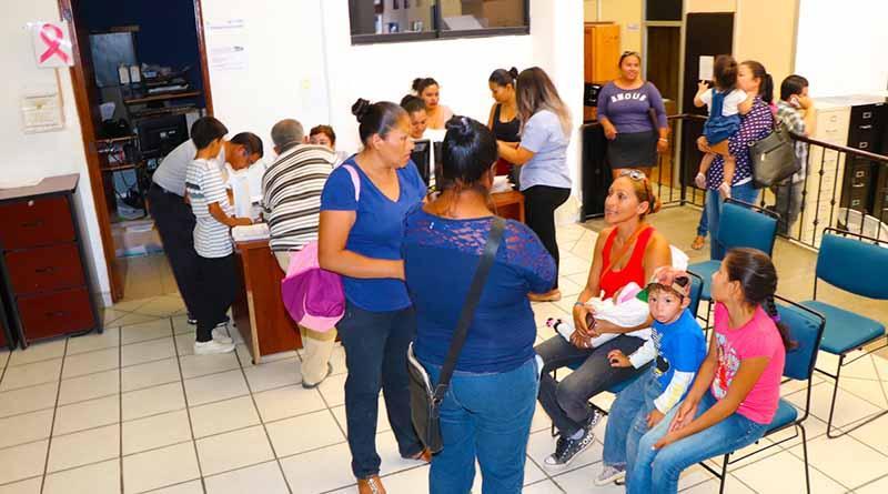 En delegación de Cabo San Lucas, se mantiene atención a ciudadanos de manera regular