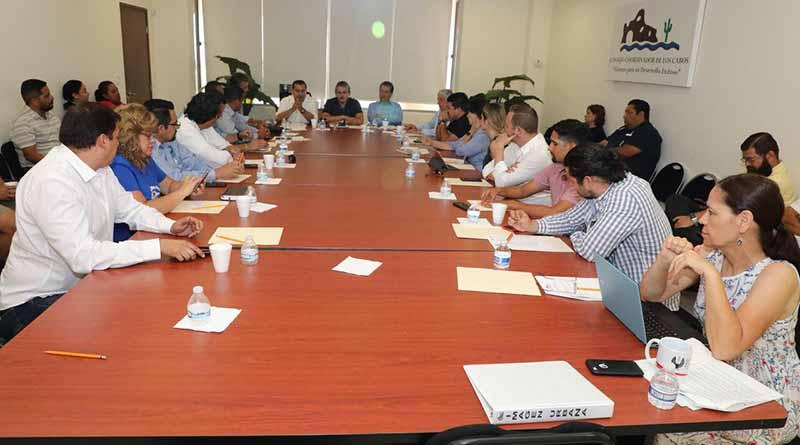 OOMSAPASLC trabaja para mejorar la imagen del centro de Cabo San Lucas