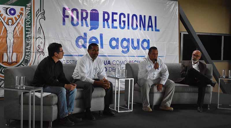 Participa OOMSAPAS en foro regional del agua