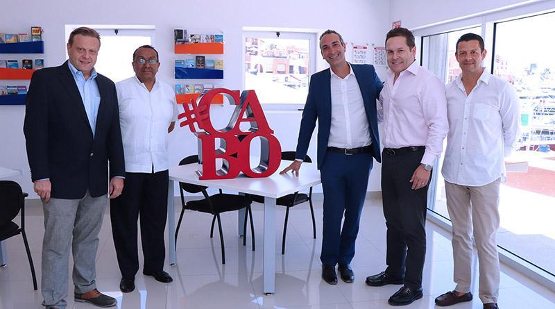 Realiza actividades consulares, embajada de Italia en CATTAC Los Cabos
