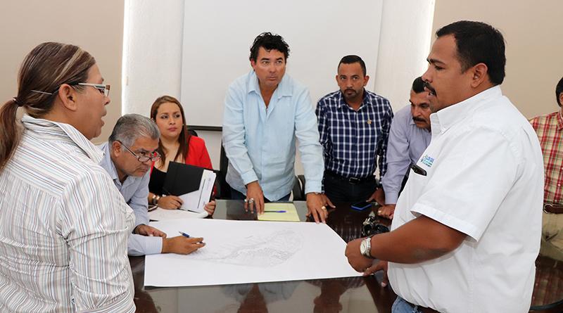 Realizan reunión autoridades gubernamentales con colonos de Chula Vista en CSL
