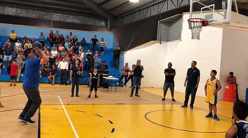 "Rinden homenaje con torneo de básquetbol a ""Arturo Ceseña"" 2018"