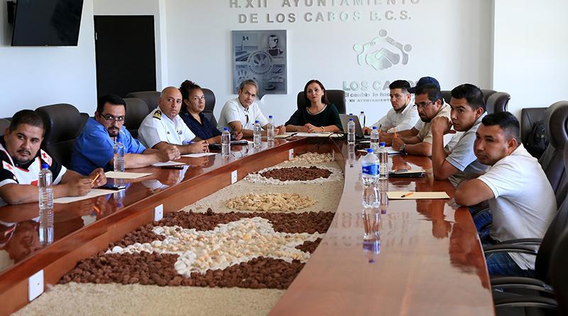 """Afinan detalles Gobierno Municipal y Productores del Torneo """"Los Cabos Open Surf"""""""
