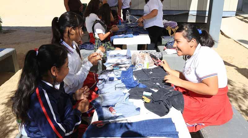 Importante fomentar en jóvenes el uso de las 3r's: Reduce, Recicla y Reutiliza