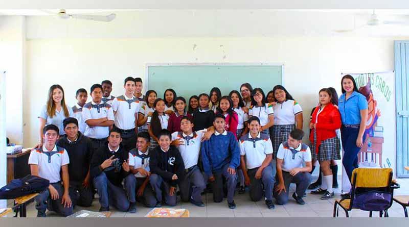 """""""Juventud Los Cabos en tu Escuela"""" atiende el 100% de Instituciones Educativas en CSL"""