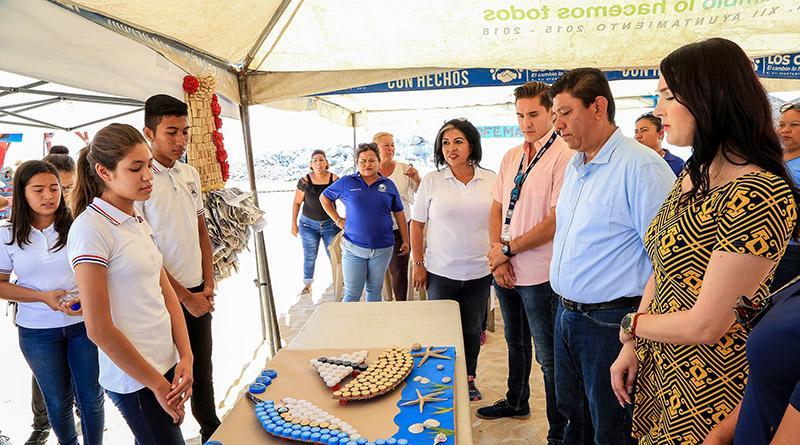Realiza ZOFEMAT concurso de reciclaje con la participación de planteles educativos