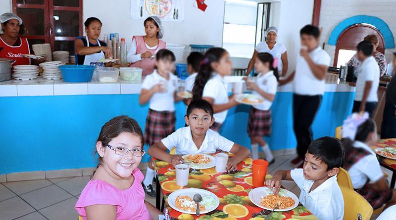 Sistema DIF Municipal beneficia con asistencia nutricional a alumnos de preescolar y primaria