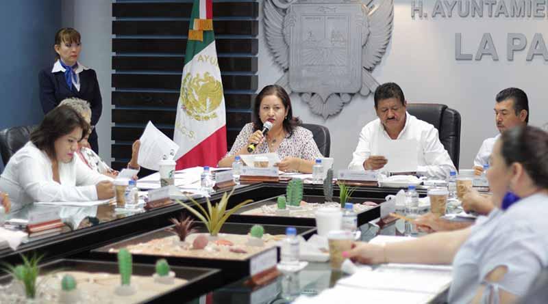 Ayuntamiento de La Paz genera un ahorro de 19 millones de pesos en los meses de febrero y marzo