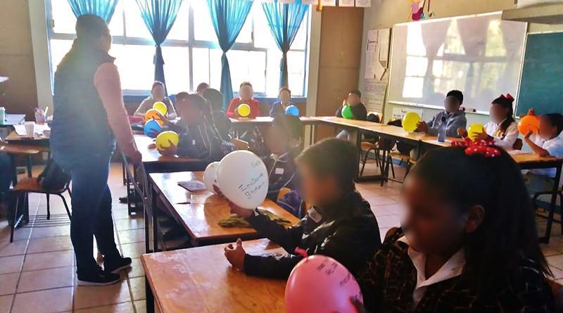 Capacita SSPE a alumnos de nivel básico con talleres de autoprotección