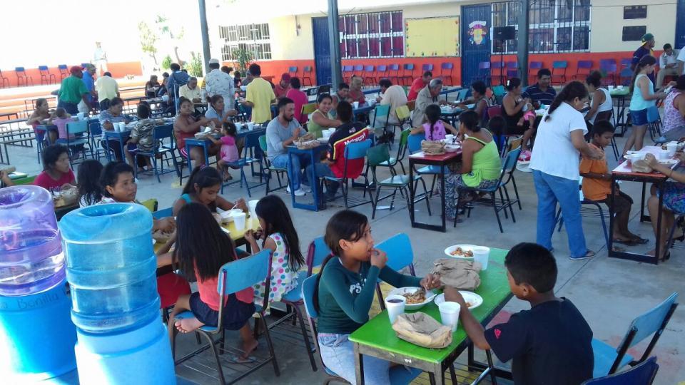 Cuenta BCS con 170 refugios para esta temporada de lluvias