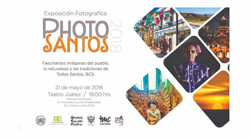 """Invitan a la exposición fotográfica """"Photo Santos 2018"""""""