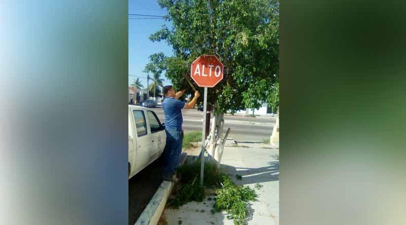 """Invita Tránsito Municipal a la iniciativa """"Esquinas seguras"""""""