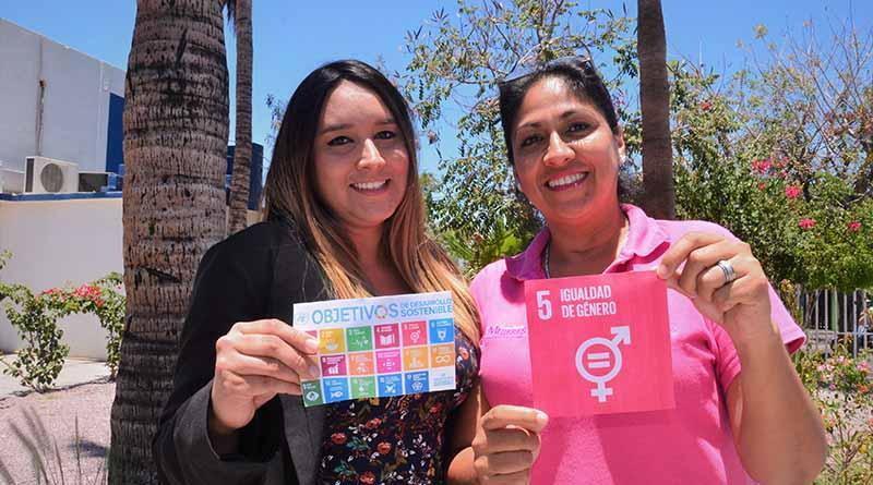 Trabajamos para lograr los objetivos de la agenda 2030: ISMUJERES