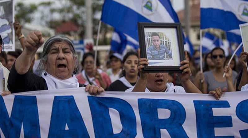 Cuatro muertos en ataque a marcha en homenaje a madres nicaragüenses