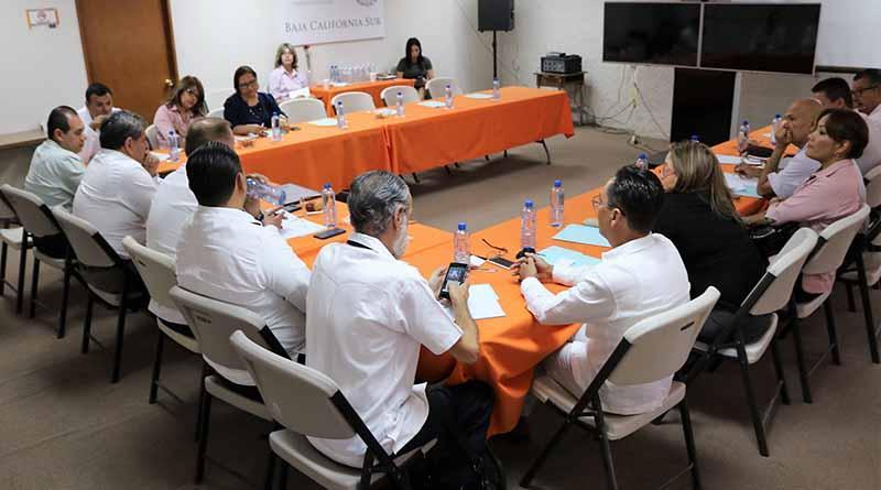 Avanzan los trabajos de la  Estrategia Nacional de Inclusión en BCS
