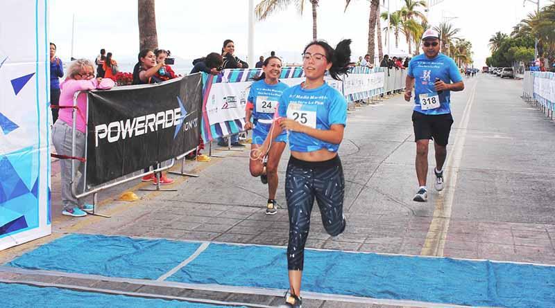 Todo listo para el 41° Medio Maratón Costero La Paz
